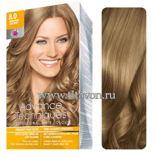 крем краска для волос kapous professional палитра