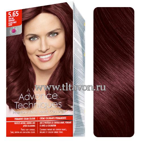 Цвет волос красно каштановый фото